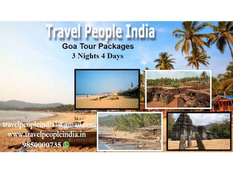 Travel People India - Travel Agencies
