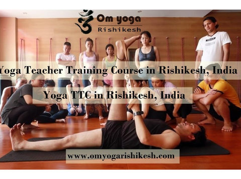 Om Yoga Rishikesh - Wellness & Beauty