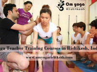Om Yoga Rishikesh (1) - Wellness & Beauty