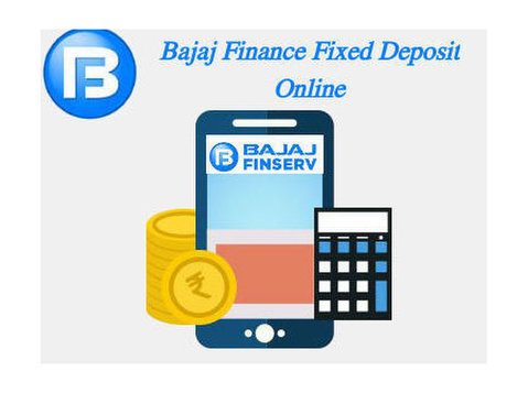 Bajaj Finance Fd in Ghaziabad - Mortgages & loans