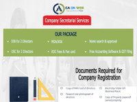 ca on web (6) - Personal Accountants