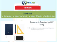 ca on web (8) - Personal Accountants