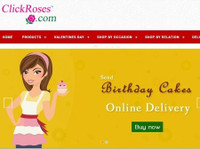 Clickroses (1) - Gifts & Flowers