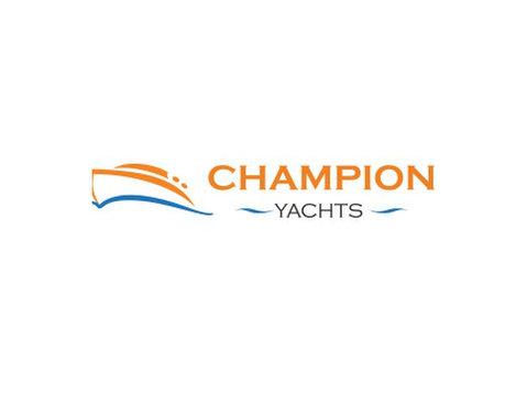 Champion Yachts - Ferries & Cruises