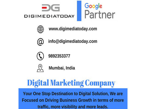 Digi Media Today - Digital Marketing Company - Marketing & PR