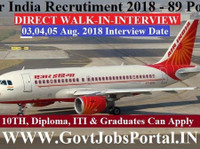 Latest Government jobs in India - Govtjobsportal.in (2) - Bolsas de trabajo