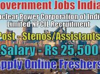 Latest Government jobs in India - Govtjobsportal.in (4) - Bolsas de trabajo