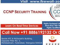 Firewall Zone (1) - Coaching & Training