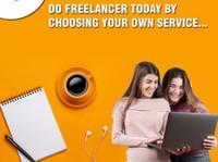 Freelancertohire.com. (5) - Bolsas de trabajo