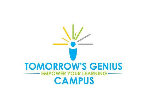 Tomorrows Genius India Pvt Ltd - Coaching & Training
