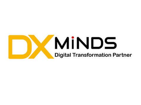 dxminds innovation labs - Webdesign