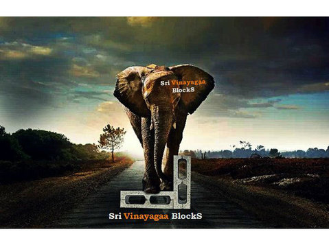 Sri Vinayagaa Blocks - Construction Services