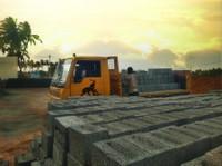 Sri Vinayagaa Blocks (2) - Construction Services
