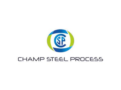 Champ Steel Process - Import/Export