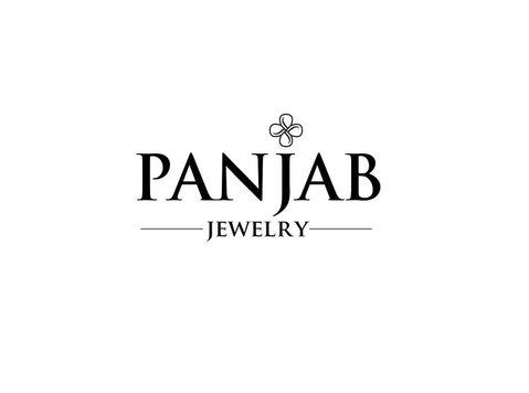 Gold Nose Pin - Panjab Jewelry - Jewellery
