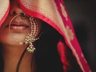 Gold Nose Pin - Panjab Jewelry (2) - Jewellery
