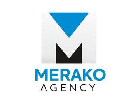 Merako Media Pvt Ltd - Webdesign