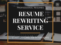 Professional cv writing services - Servicios de empleo