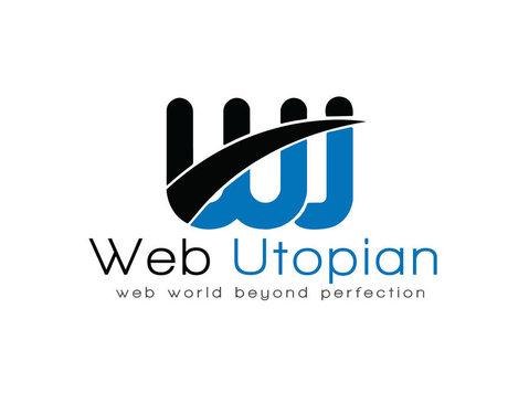 Web Utopian Technologies Pvt Ltd - Diseño Web