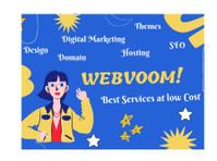 WebVoom (2) - Webdesign