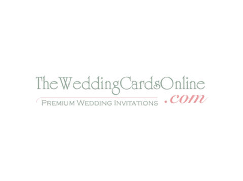The Wedding Cards Online - Print Services