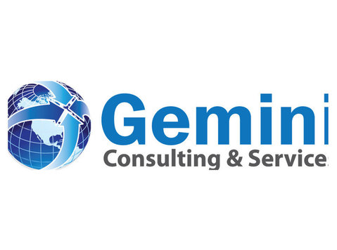 Gemini Consulting and Services - Webdesign