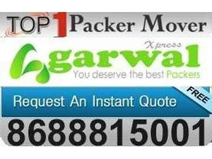 Agarwal Express Packers And Movers Pvt Ltd - Relocation services