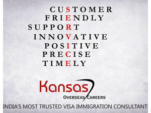 Kansaz Overseas Careers - Immigration and Visa Consultants - Einwanderungs-Dienste