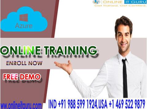 azure online training - Cursuri Online