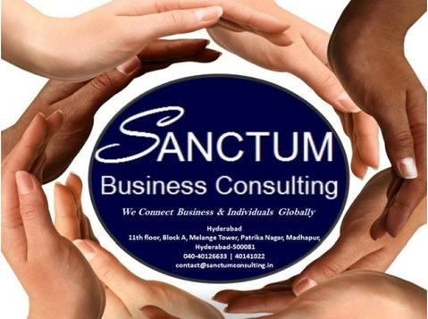 Sanctum Business Consulting Pvt Ltd - Immigration Services