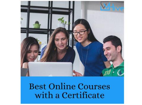 WissenHive - Online courses