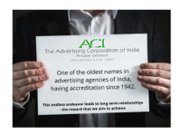 The Advertising Corporation of India (2) - Advertising Agencies