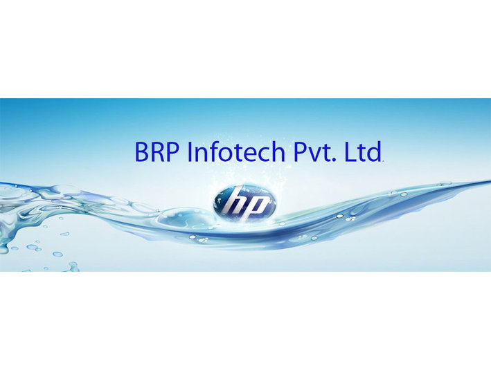 BRP INFOTECH PVT. LTD. - Computer shops, sales & repairs