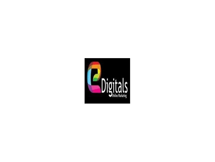 Edigitals Marketing Agency - Advertising Agencies