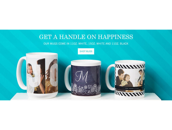 Mug Printing:Personalized Coffee Mugs - Gifts & Flowers