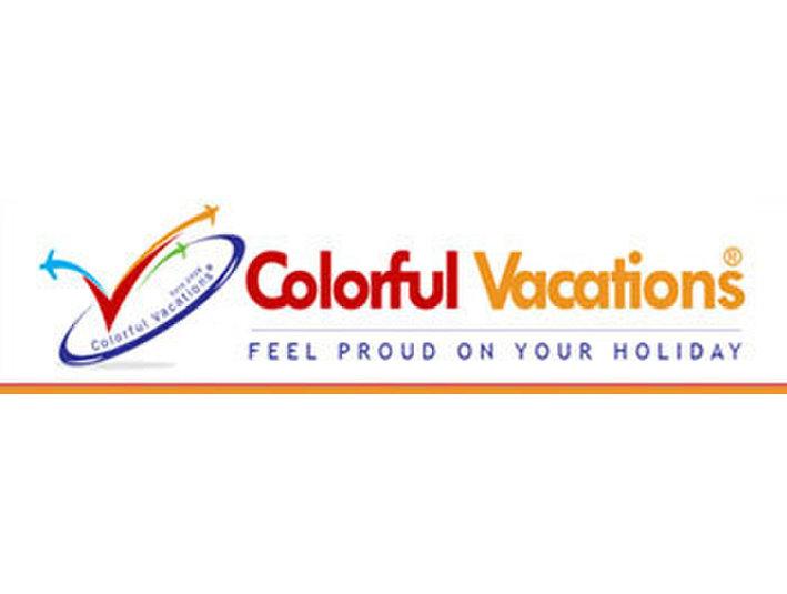 Colorful Vacations Pvt Ltd - Travel Agencies