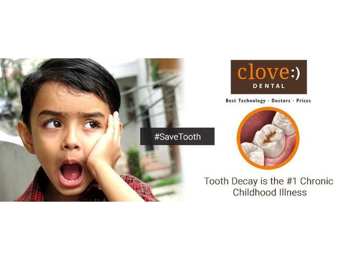 Clove Dental - Dentists