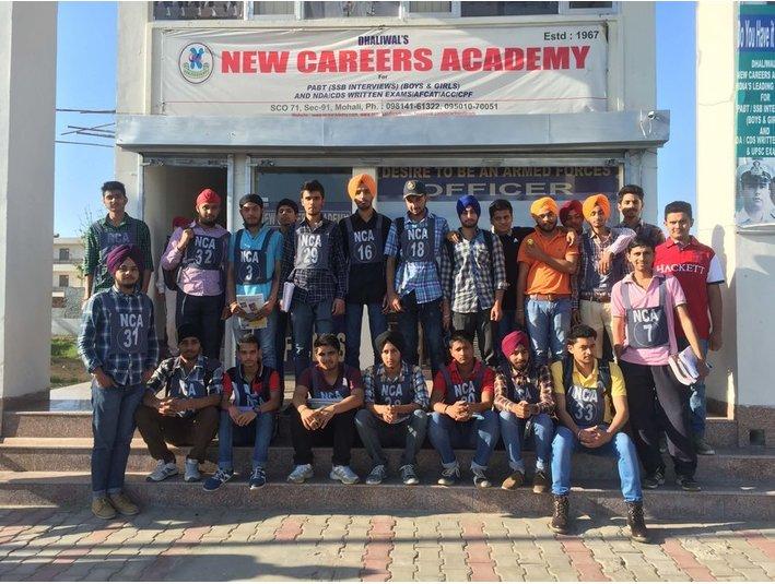 New Careers Academy - Coaching & Training