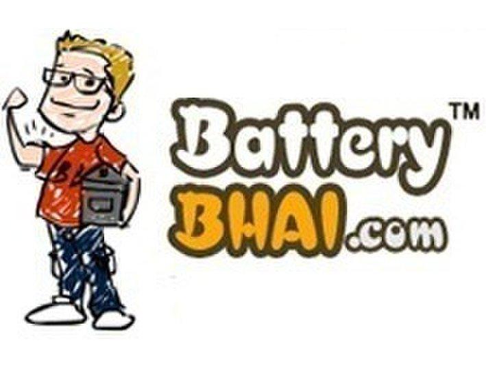 BatteryBhai.com - Reparaţii & Servicii Auto