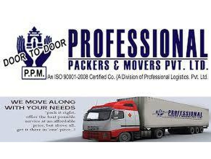 Professional Packers Movers Delhi - Removals & Transport