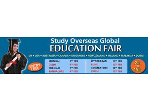 My Education Fair- Study Abroad - International schools