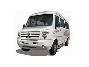 Tempo traveller in Delhi , Gurgaon, Noida, Faridabad - Car Rentals
