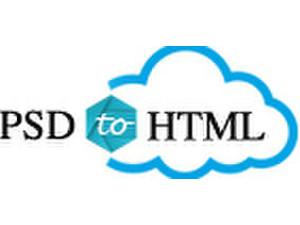 Psdtohtmlcloud - Diseño Web