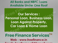 Free Finance Services (1) - Financial consultants