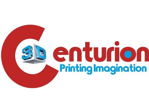Centurion3d - Print Services
