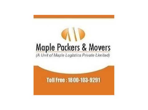 Maple Packers and Movers - Removals & Transport