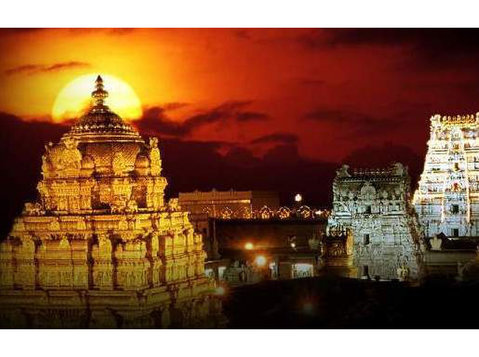 Tirupati Balaji Tourism - Travel Agencies