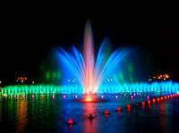 Aqua Fountain & Pool (2) - Swimming Pools & Baths