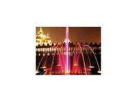 Aqua Fountain & Pool (4) - Swimming Pools & Baths