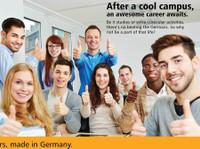 German Language School (1) - Universities